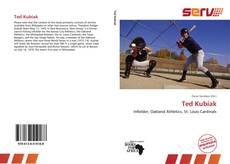 Ted Kubiak kitap kapağı