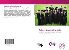 Bookcover of Gabriel Dumont Institute