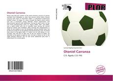 Couverture de Otoniel Carranza