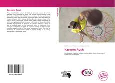 Bookcover of Kareem Rush