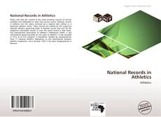 Bookcover of National Records in Athletics