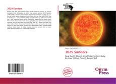 Capa do livro de 3029 Sanders