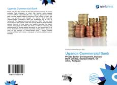 Bookcover of Uganda Commercial Bank