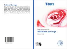 Buchcover von National Savings