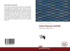 Bookcover of Anita Thyssen (Schiff)