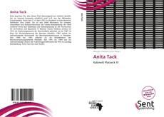 Borítókép a  Anita Tack - hoz