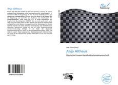 Buchcover von Anja Althaus
