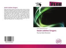 Portada del libro de Selah Jubilee Singers