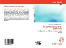 Bookcover of Roger Williams (U.S. politician)