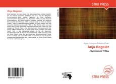 Bookcover of Anja Hegeler