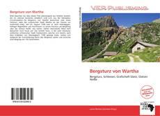 Bergsturz von Wartha的封面