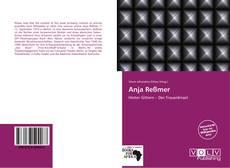 Buchcover von Anja Reßmer