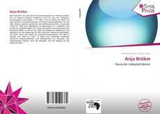 Buchcover von Anja Bröker