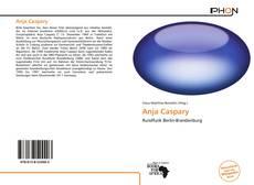 Buchcover von Anja Caspary