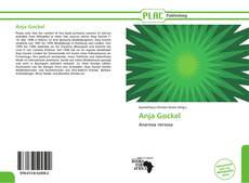 Couverture de Anja Gockel