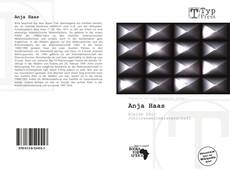 Bookcover of Anja Haas