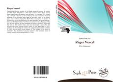 Bookcover of Roger Vercel
