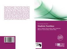 Capa do livro de Vladimir Fontikov