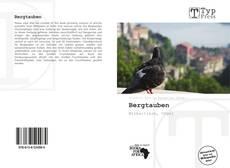 Buchcover von Bergtauben