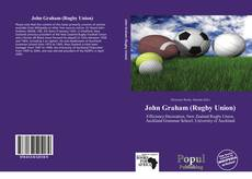 Bookcover of John Graham (Rugby Union)