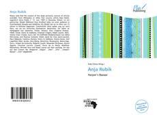 Capa do livro de Anja Rubik