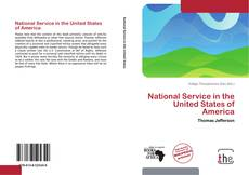 Bookcover of National Service in the United States of America