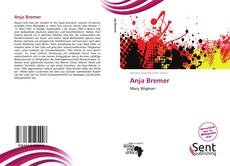 Bookcover of Anja Bremer
