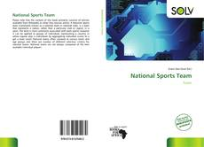 Portada del libro de National Sports Team