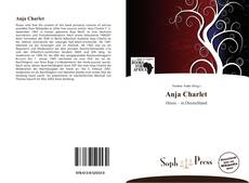Bookcover of Anja Charlet