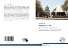Borítókép a  James P. Kem - hoz