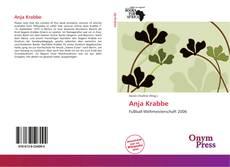 Buchcover von Anja Krabbe