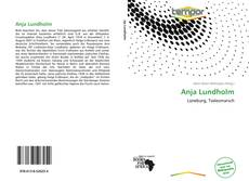 Bookcover of Anja Lundholm