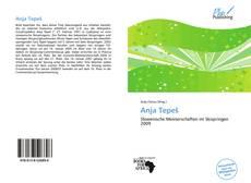 Bookcover of Anja Tepeš