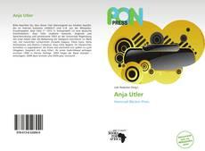 Portada del libro de Anja Utler