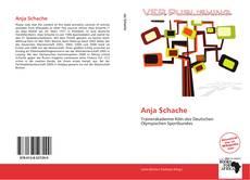 Capa do livro de Anja Schache