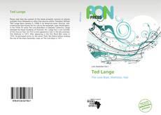 Capa do livro de Ted Lange