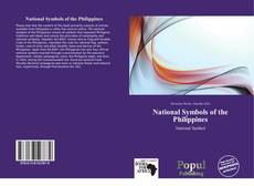 Capa do livro de National Symbols of the Philippines