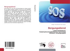 Buchcover von Bergungsdienst