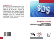 Borítókép a  Bergungsdienst - hoz