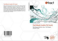 Buchcover von Ted Mack (radio-TV host)