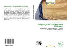 Bookcover of Bergungsort Salzbergwerk Altaussee