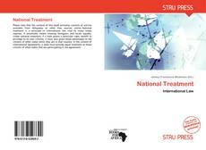 National Treatment kitap kapağı
