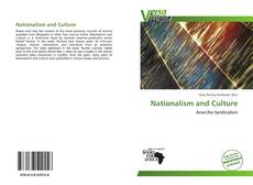 Bookcover of Nationalism and Culture