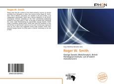 Copertina di Roger W. Smith