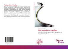 Обложка Nationalism Studies