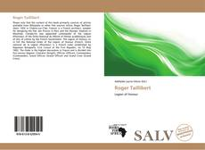 Bookcover of Roger Taillibert