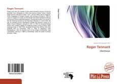 Обложка Roger Tennant