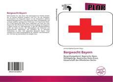 Portada del libro de Bergwacht Bayern