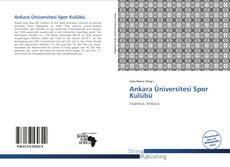 Bookcover of Ankara Üniversitesi Spor Kulübü