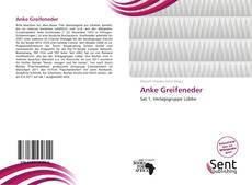 Buchcover von Anke Greifeneder